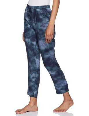 Fruit Of The Loom Printed Pant (Blue)